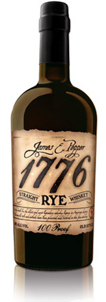 James E Pepper Rye